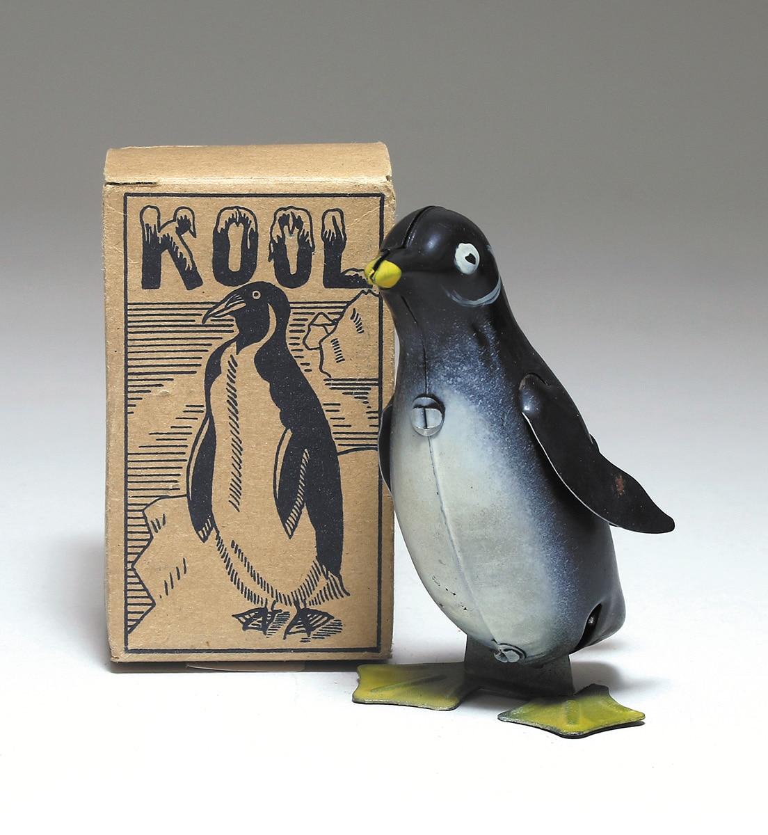 kool ペンギン