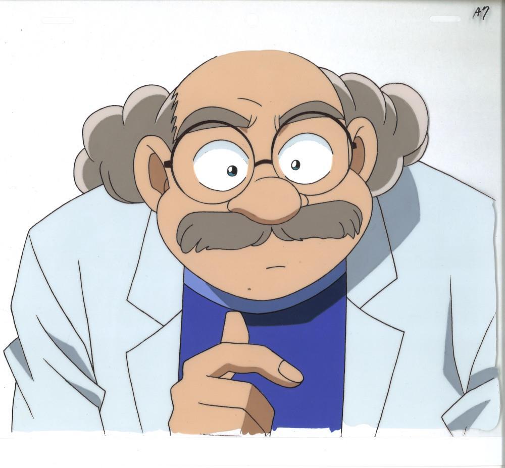 博士 アガサ