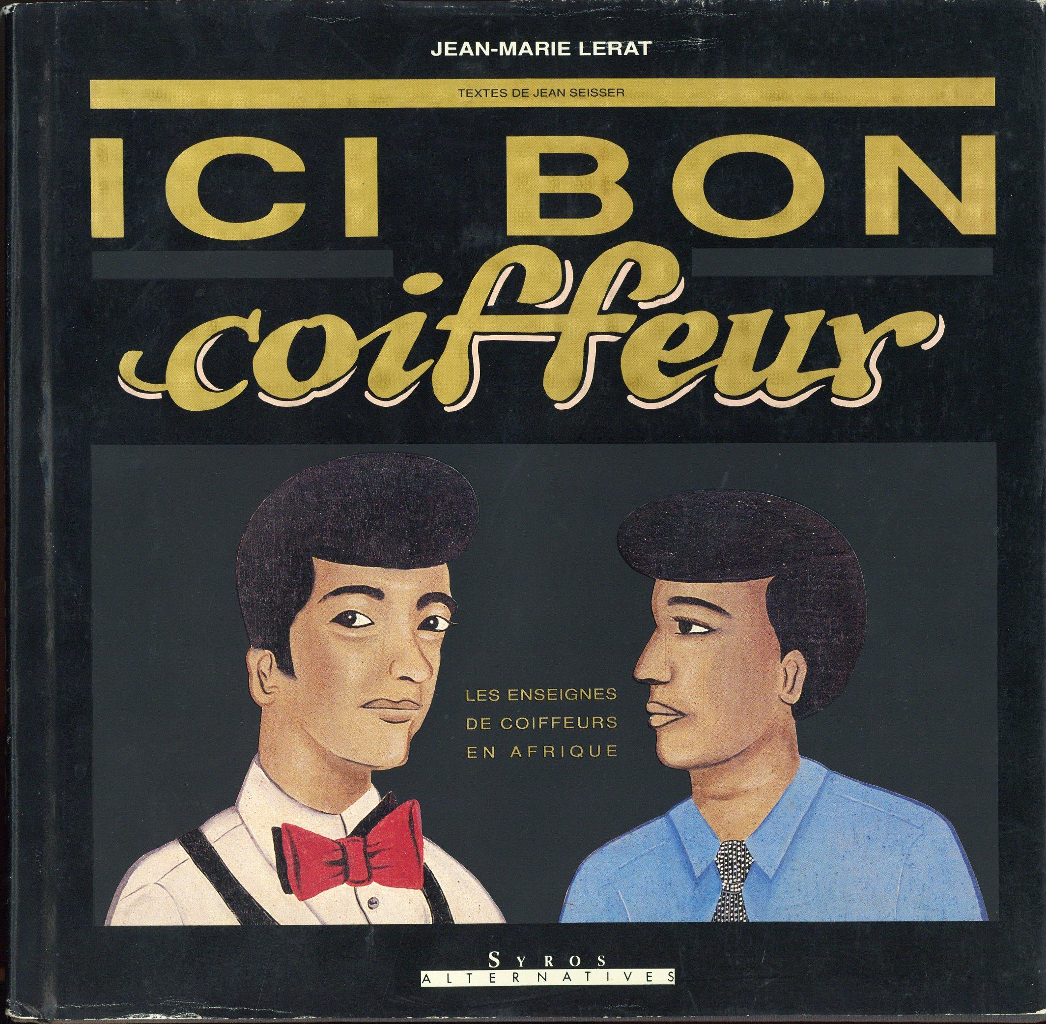 "Jean Marie Lerat Ici Bon Coiffeur Á¾ã'""だらけ Mandarake"