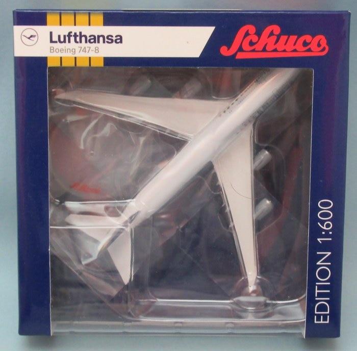 B-747-8 1:600 Schuco Lufthansa