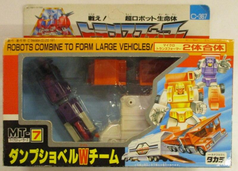 Transformers Micro Team 7