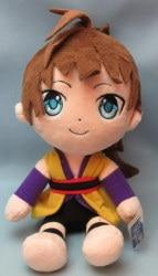 Hozuki/'s Coolheadedness Oko Plush Doll Stuffed toy GIFT 20cm From JAPAN
