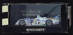 アウディR8 24h Le Mans 2005