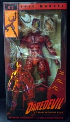 ULTIMATE COLLECTORS 1/4 SCALE ACTION FIGURE