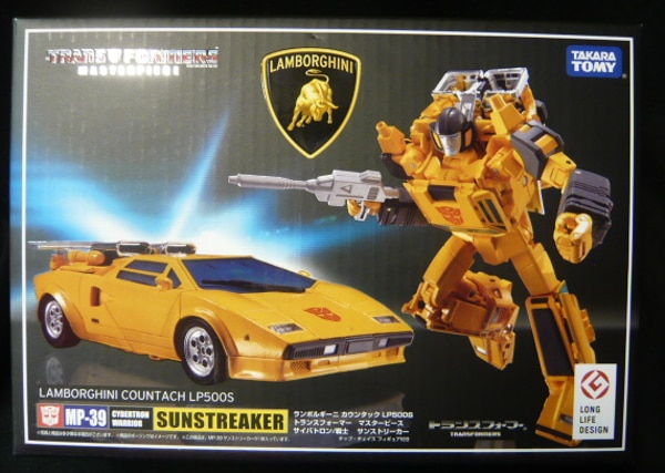 Transformers Masterpiece MP-39 Sunstory Car from japan