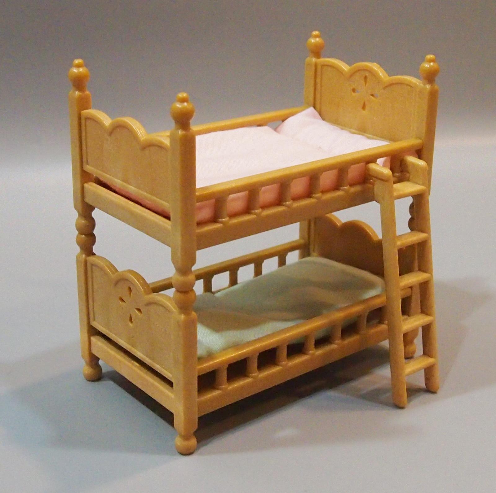 205 *Sylvanian Families furniture stroller set mosquito