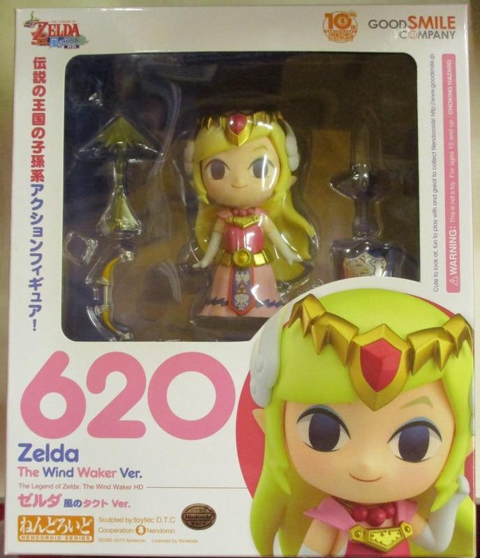Nendoroid 620 The Legend of Zelda ZELDA The Wind Waker Ver Good Smile Company