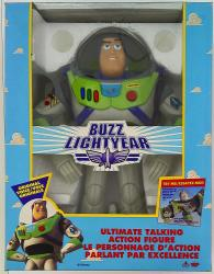 ULTIMATE TALKING ACTION FIGURE