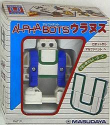 アルファボット
