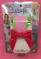 Witch Pretty Cure Wrinkle Suma Hong carry