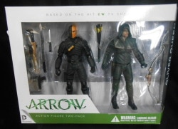 ACTION FIGURE TWO PACK