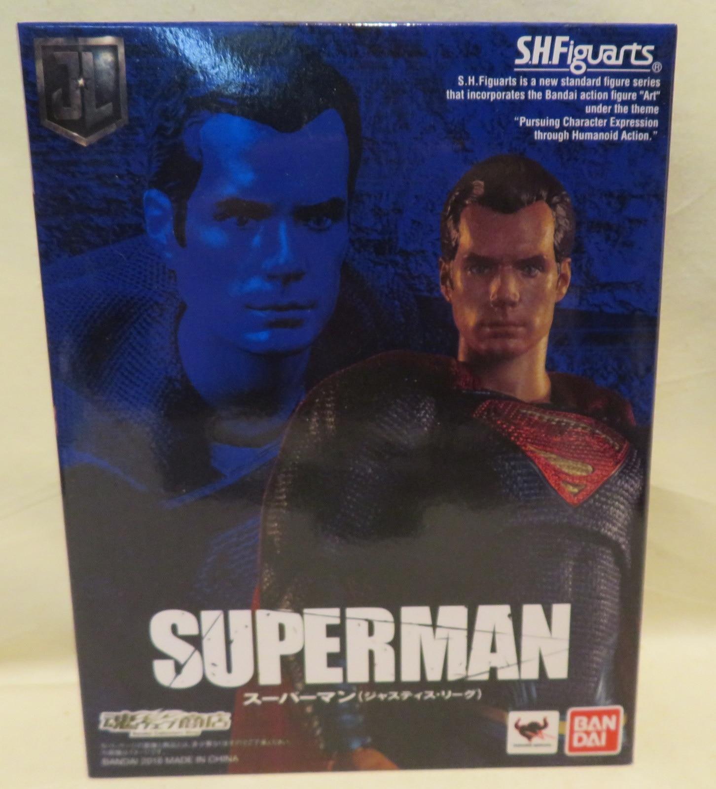 Bandai SH Figuarts Superman (Justice ・ League)