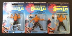 ACTION POSED COLLETABLE FIGURES