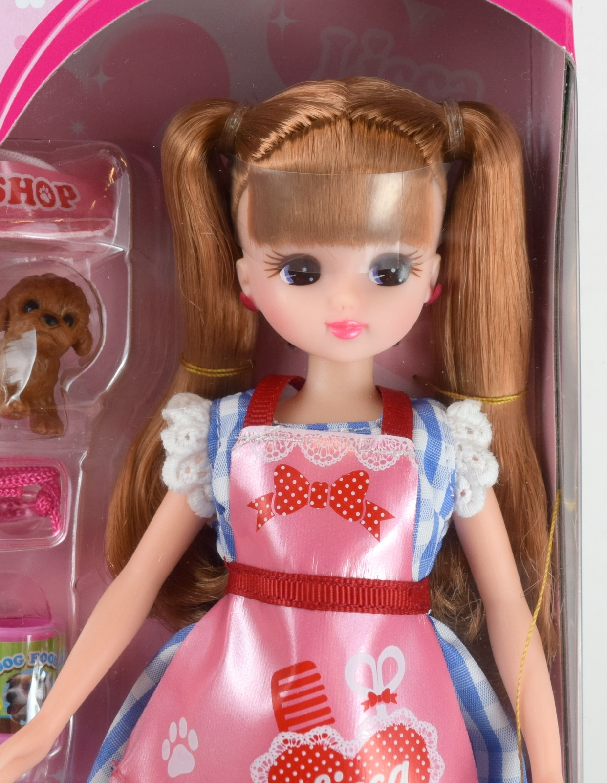 Rika chan doll LD-11 pet lover trimmer