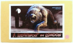 A WEREWOLF IN LONDON