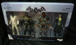ACTION FIGURE 4 PACK