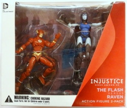 ACTION FIGURE 2 PACK