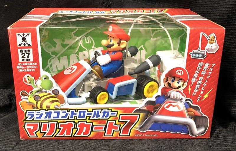 Remote control car Mario Kart 7 Mario by Muraoka
