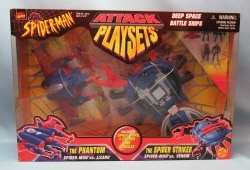 ATTACK PLAYSETS / DEEP SPACE BATTLE SHIP