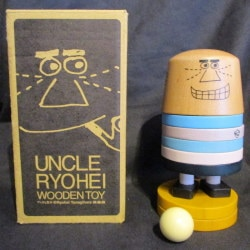 UNCLE RYOHEI WOODEN TOY