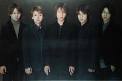03年 新嵐 atarashi arashi