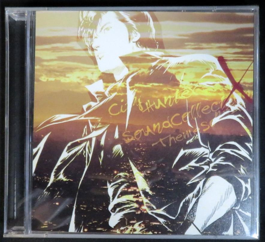 Mandarake Anime Cd City Hunter Sound Collection X Theme Songs